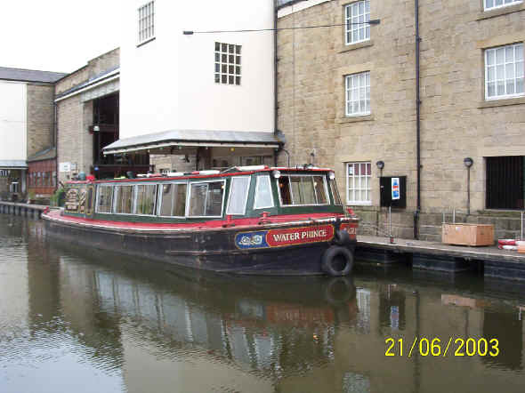 Black Prince Holidays Narrow Boats offering Accommodation located